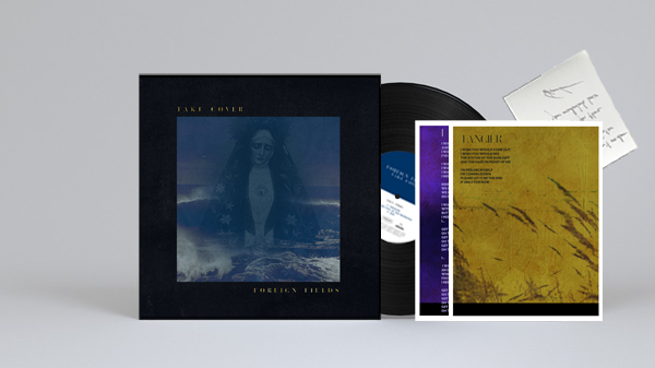 Limited Edition Take Cover Vinyl Package