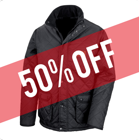 Reckless Tour Padded Jacket - Now 50% Off!