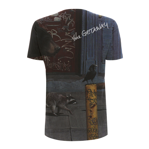 The Getaway Sublimation - All Over Tee