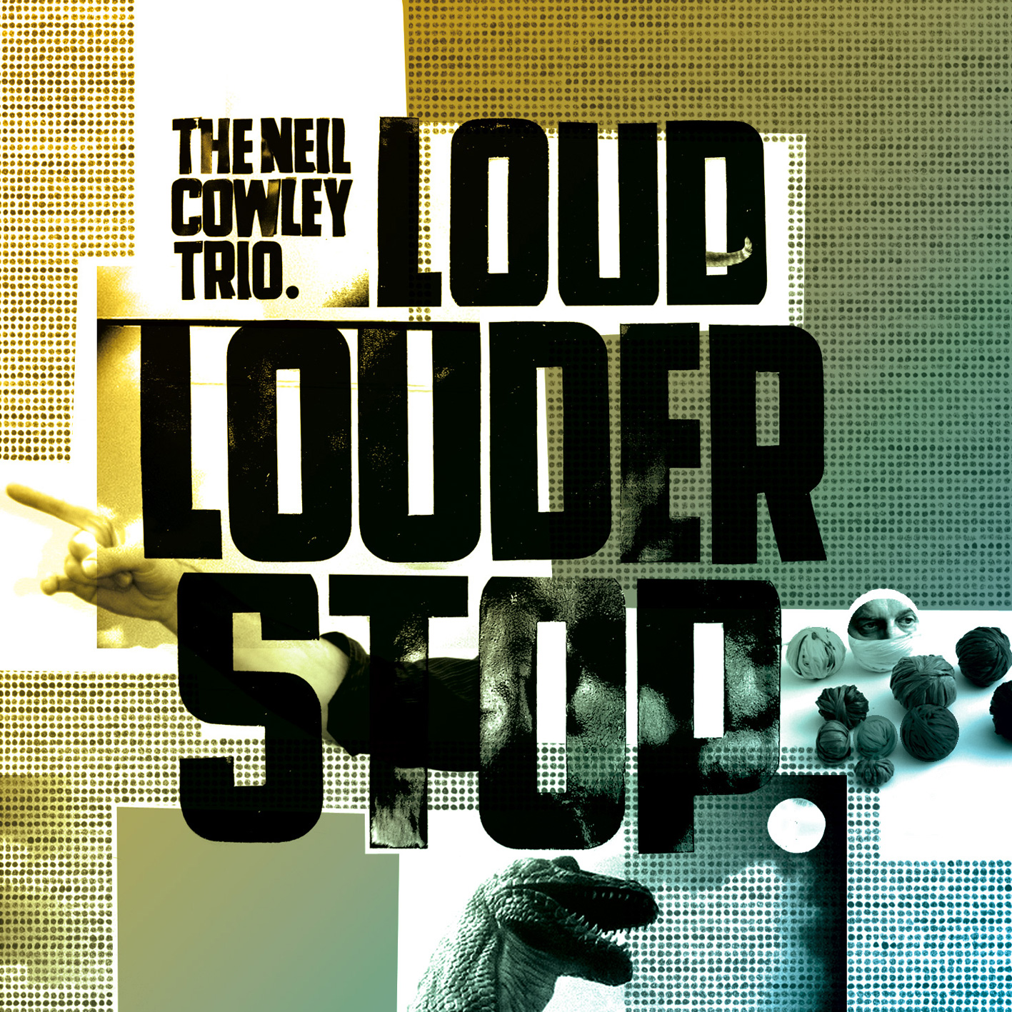 Loud...Louder...Stop CD Album