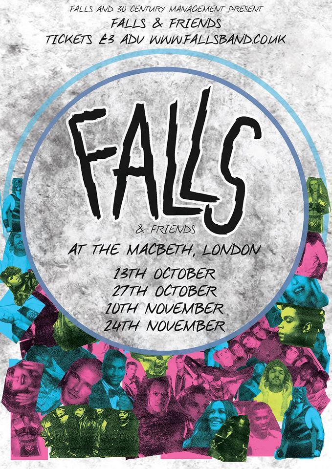 FALLS & Friends Season Pass