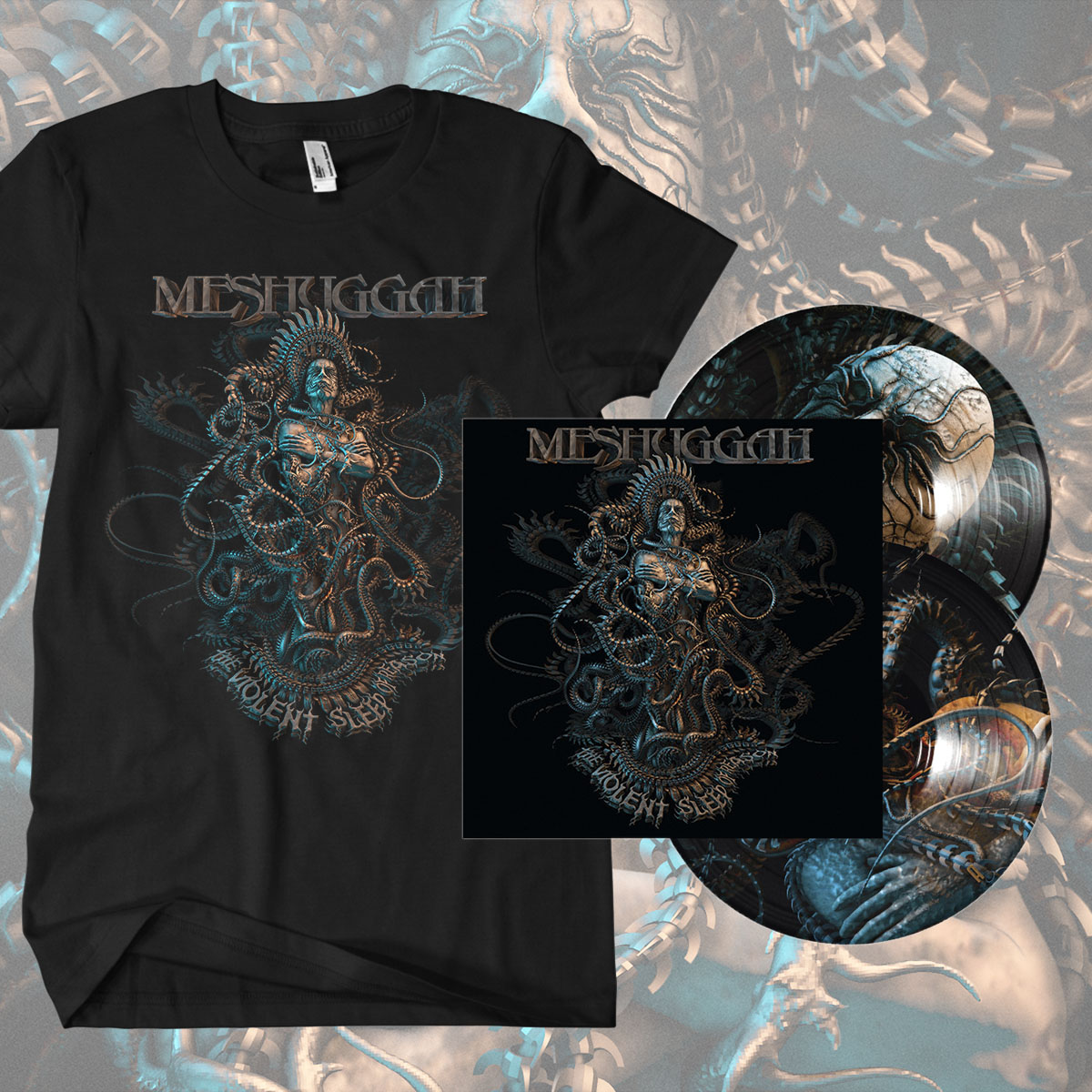 Picture Disc and 'Album Cover' T-shirt Bundle