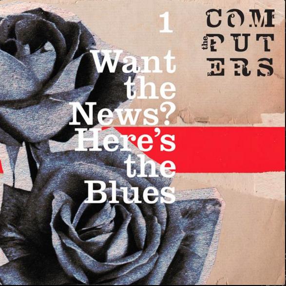 "Ticket + Tshirt + 'Want the News' DBL 7"" Transparent Vinyl!!"